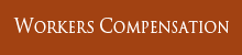 Workers Compensation Attorneys